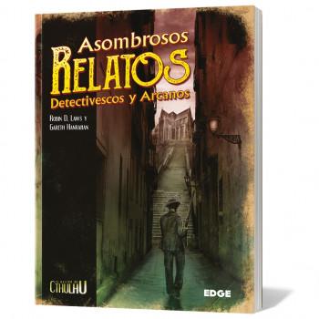 ASOMBROSOS RELATOS...