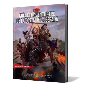 GUIA DEL AVENTURERO DE LA COSTA DE LA ESPADA - DUNGEONS & DRAGONS 5ª EDICION