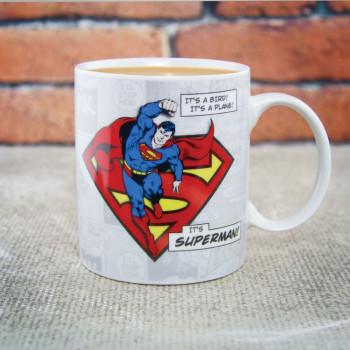 TAZA SUPERMAN IT'S A BIRD!...
