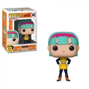 FUNKO POP! 385 BULMA. DRAGON BALL Z