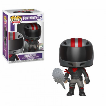 FUNKO POP! 457 BURNOUT....