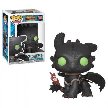 FUNKO POP! 686 TOOTHLESS...
