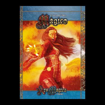ARS MAGICA 5ª EDICION: EL...