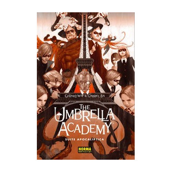 THE UMBRELLA ACADEMY 01...