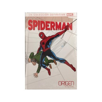 LA COLECCION DEFINITIVA DE SPIDERMAN 40 ORIGEN
