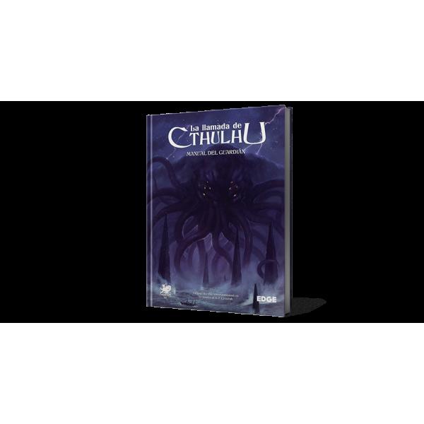 MANUAL DEL GUARDIAN - LA LLAMADA DE CTHULHU (7ª EDICION)