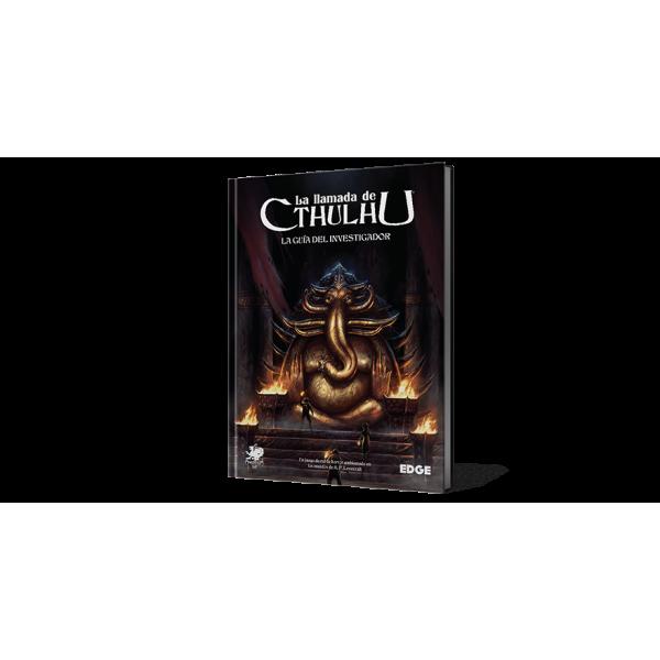 GUIA DEL INVESTIGADOR - LA LLAMADA DE CTHULHU (7ª EDICION)