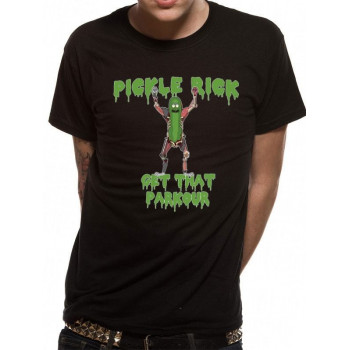 CAMISETA TALLA L. PICKLE...