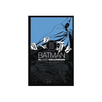 BATMAN: EL LARGO HALLOWEEN – EDICION DC BLACK LABEL