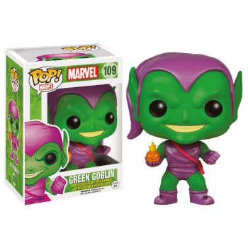 FUNKO POP! 109 GREEN GOBLIN (DUENDE VERDE). MARVEL