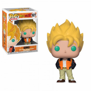 FUNKO POP! 527 GOKU. DRAGON BALL Z