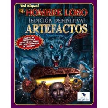 EL HOMBRE LOBO EDICION DEFINITIVA ARTEFACTOS