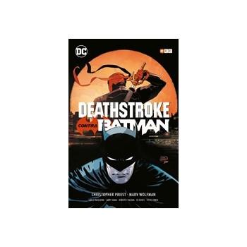 DEATHSTROKE CONTRA BATMAN