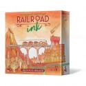RAILROAD INK: EDICION ROJO ABRASADOR