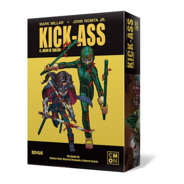 KICK-ASS EL JUEGO DE TABLERO