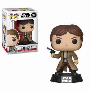FUNKO POP! 286 HAN SOLO. STAR WARS