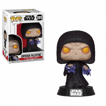 FUNKO POP! 289 EMPEROR PALPATINE. STAR WARS