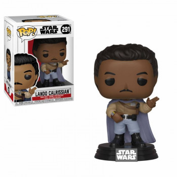 FUNKO POP! 291 LANDO CALRISSIAN. STAR WARS