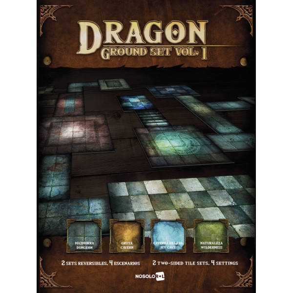 DRAGON GROUND SET VOL.1