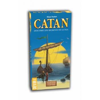 CATAN NAVEGANTES PARA 5-6 JUGADORES