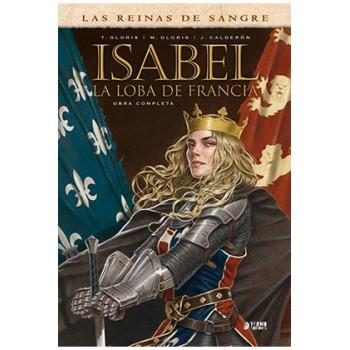 ISABEL: LA LOBA DE FRANCIA...