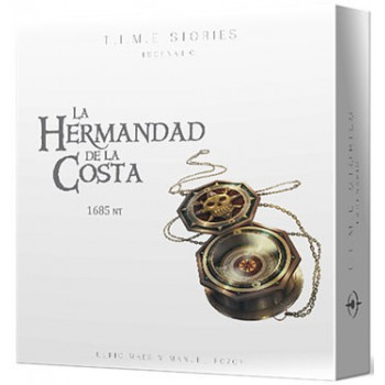 T.I.M.E. STORIES: LA HERMANDAD DE LA COSTA
