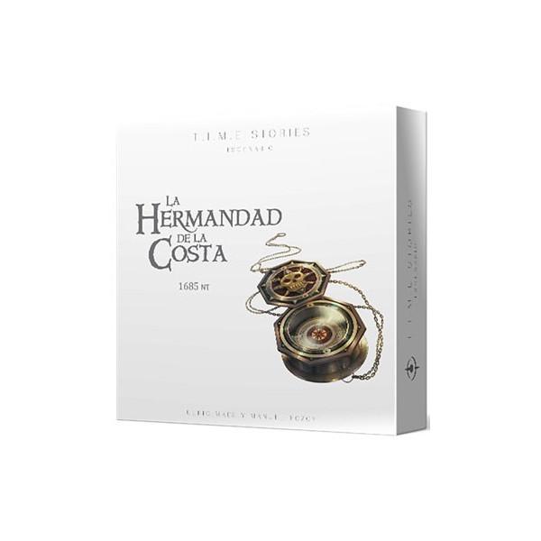 T.I.M.E. STORIES: LA HERMANDAD DE LA COSTA