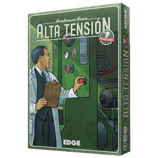 ALTA TENSION (REENERGIZADO)