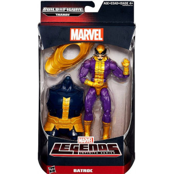 BATROC LEGENDS INFINITE...