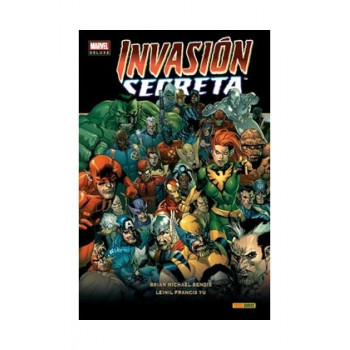 INVASION SECRETA (MARVEL DELUXE)