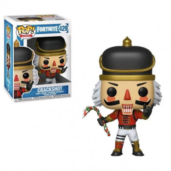 FUNKO POP! 429 CRACKSHOT. FORTNITE