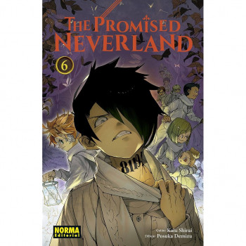 PROMISED NEVERLAND 06