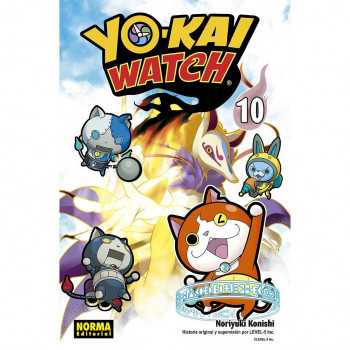 YO KAI WATCH 10