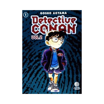 DETECTIVE CONAN II 01