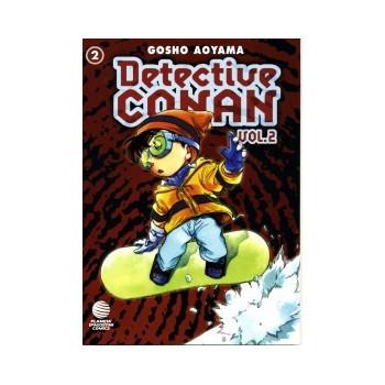 DETECTIVE CONAN II 02
