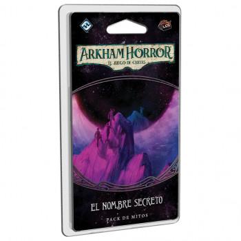 EL NOMBRE SECRETO / EL CIRCULO ROTO: EXPANSION ARKHAM HORROR - JUEGO DE CARTAS
