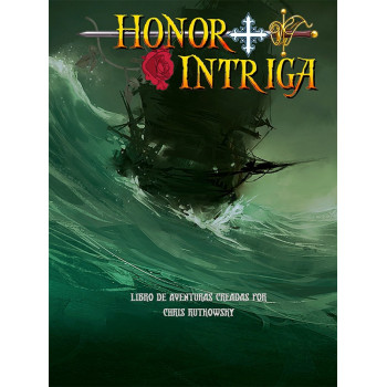 LIBRO DE AVENTURAS: HONOR + INTRIGA