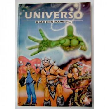PACK UNIVERSO: MANUAL...