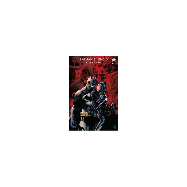 BATMAN: SILENCIO (EDICION DELUXE)