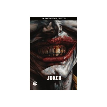 BATMAN, LA LEYENDA 08: JOKER