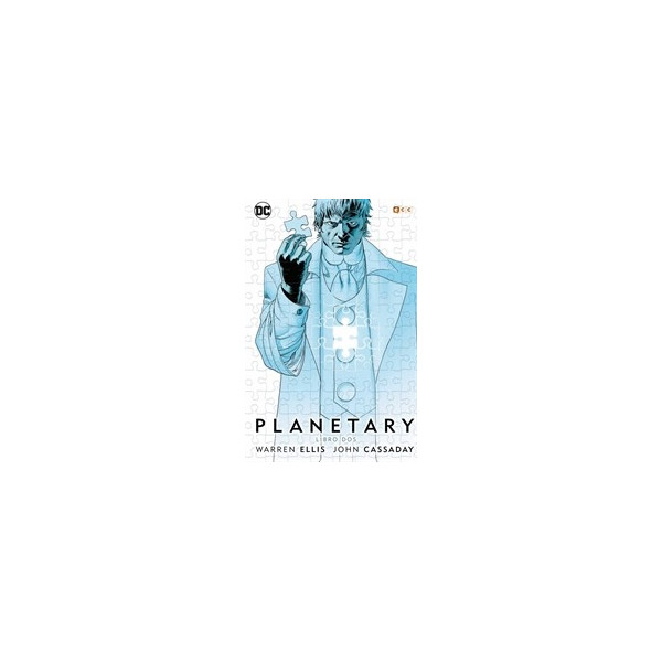 PLANETARY LIBRO 02