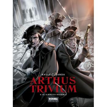 ARTHUS TRIVIUM 04 EL EJERCITO INVISIBLE