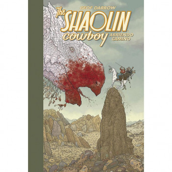 THE SHAOLIN COWBOY 01...