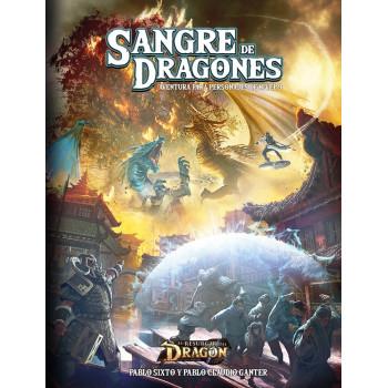 SANGRE DE DRAGONES - EL RESURGIR DEL DRAGON