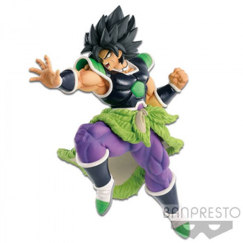 FIGURA BROLY ULTIMATE SOLDIERS 23 cm. DRAGON BALL SUPER