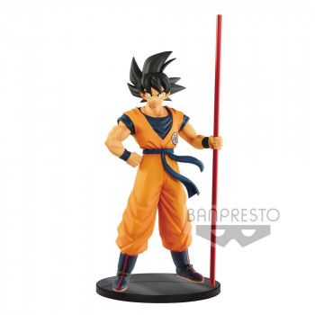 FIGURA SON GOKU THE 20TH FILM LIMITED 23 cm. DRAGON BALL SUPER