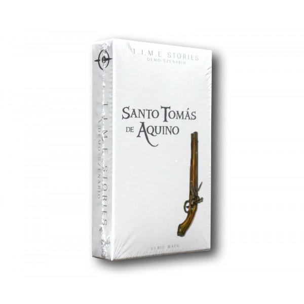 ESCENARIO DEMO SANTO TOMAS DE AQUINO - T.I.M.E. STORIES (PROMO)