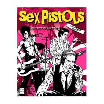 SEX PISTOLS, LA NOVELA GRAFICA