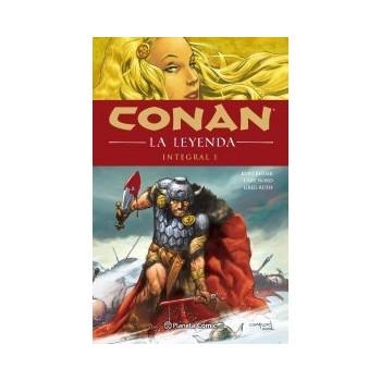 CONAN LA LEYENDA (INTEGRAL) 01