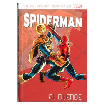 LA COLECCION DEFINITIVA DE SPIDERMAN 43 EL DUENDE